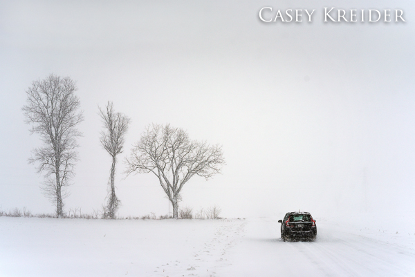 A handful of my work photos from Thursday's snowstorm.